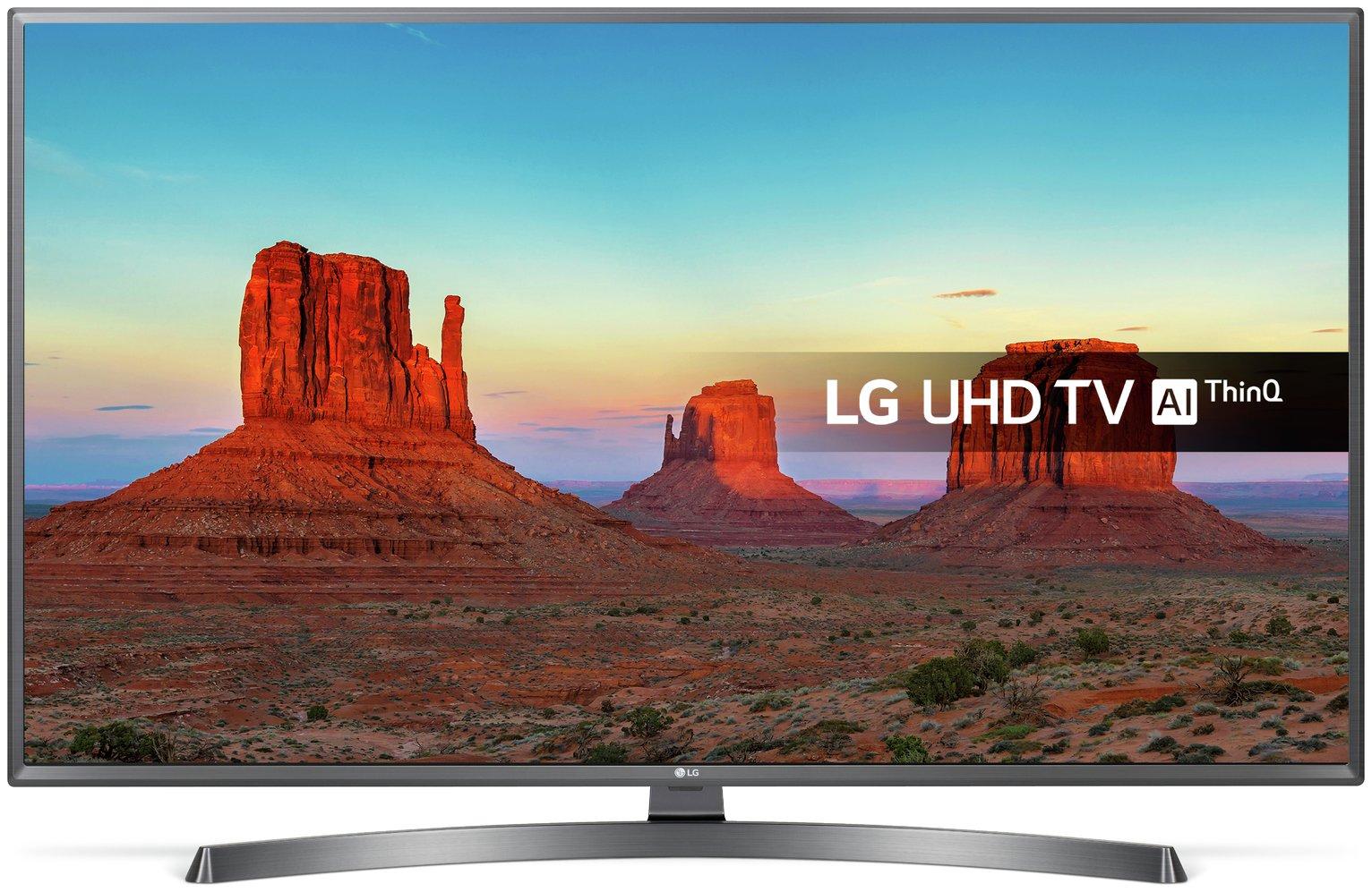 LG 55 Inch 55UK6750PLD Smart 4K HDR LED TV