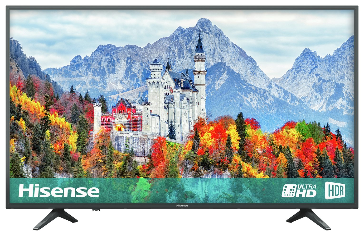 Hisense 50 Inch H50A6250UK Smart 4K HDR LED TV