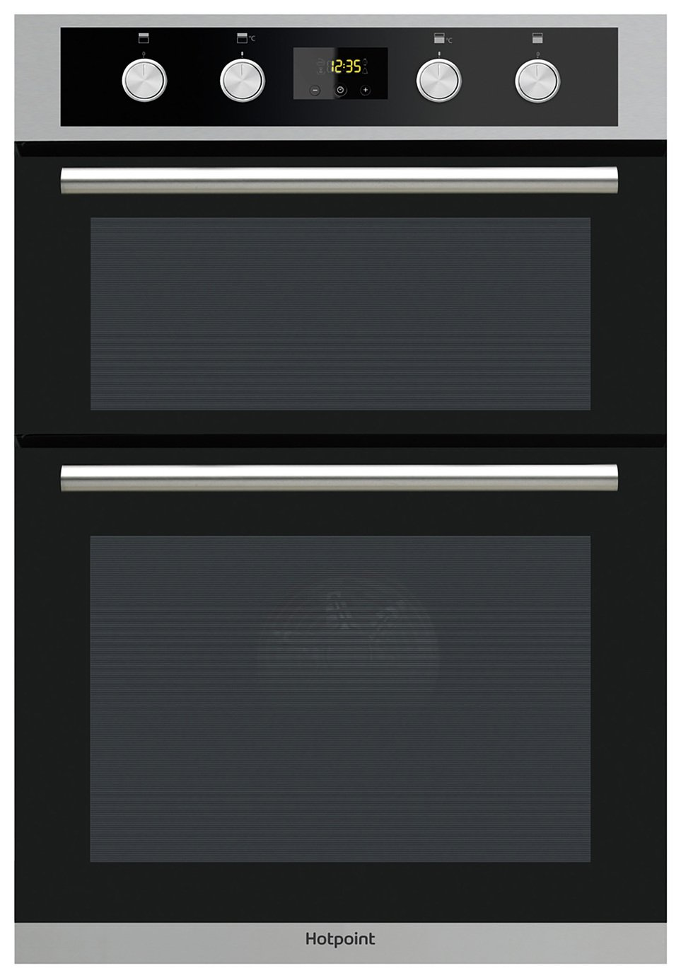 Hotpoint DD2844CIX Built-in Electric Double Oven - S/ Steel
