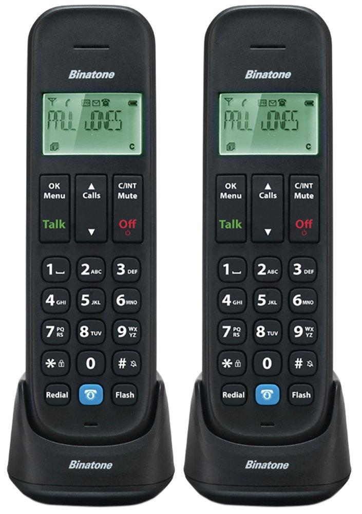 Binatone Veva 1900 Cordless Telephone - Twin