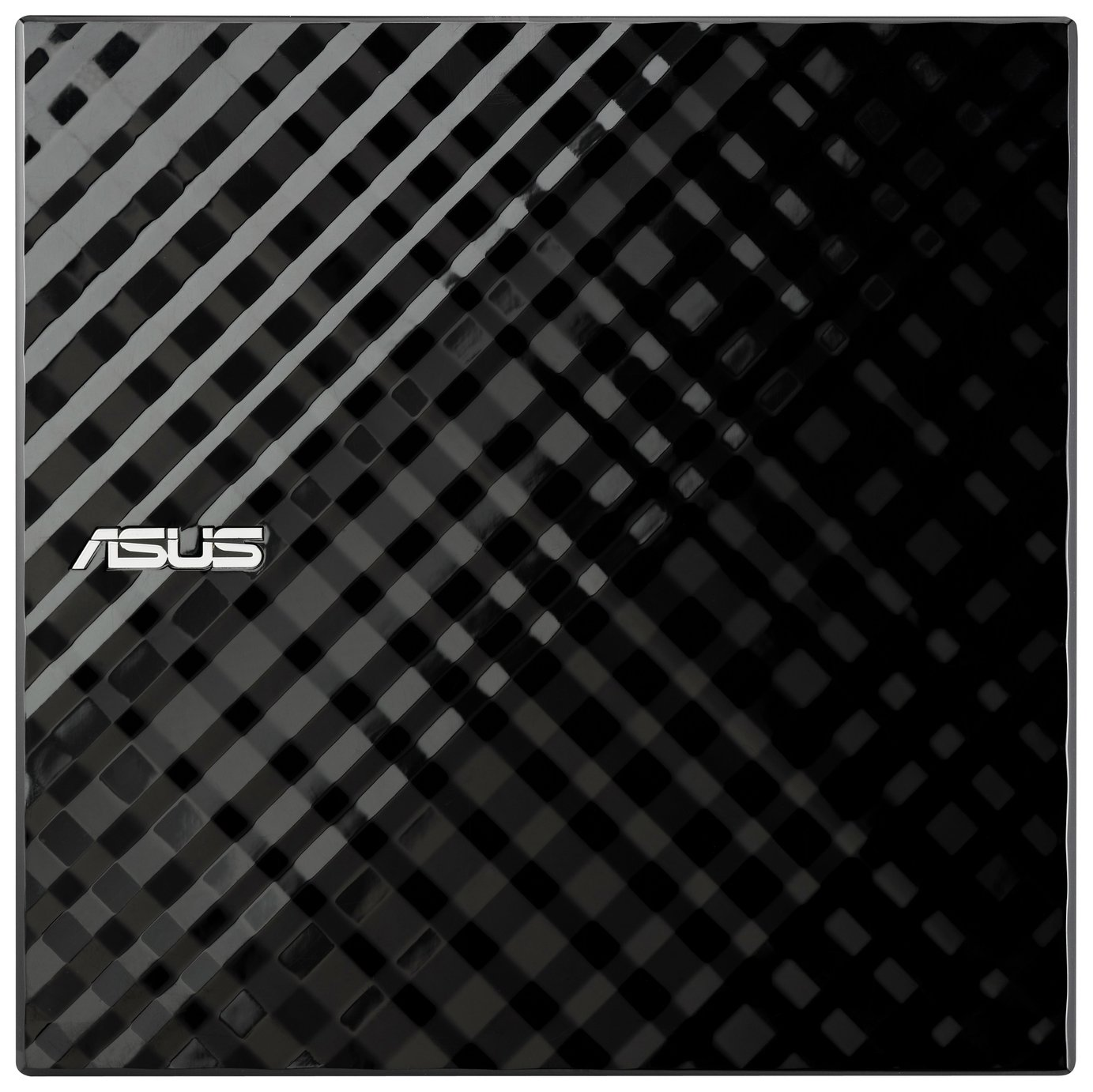 Asus Slim External DVD Writer - Black