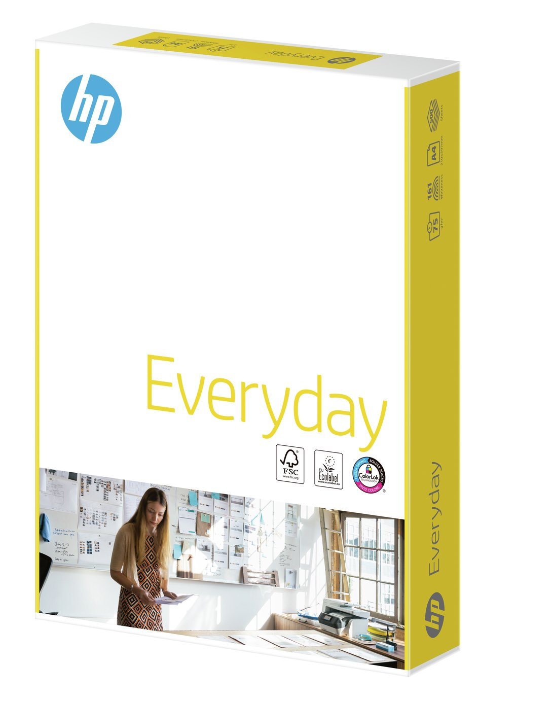 HP Everyday A4 Printer Paper - 500 Sheets