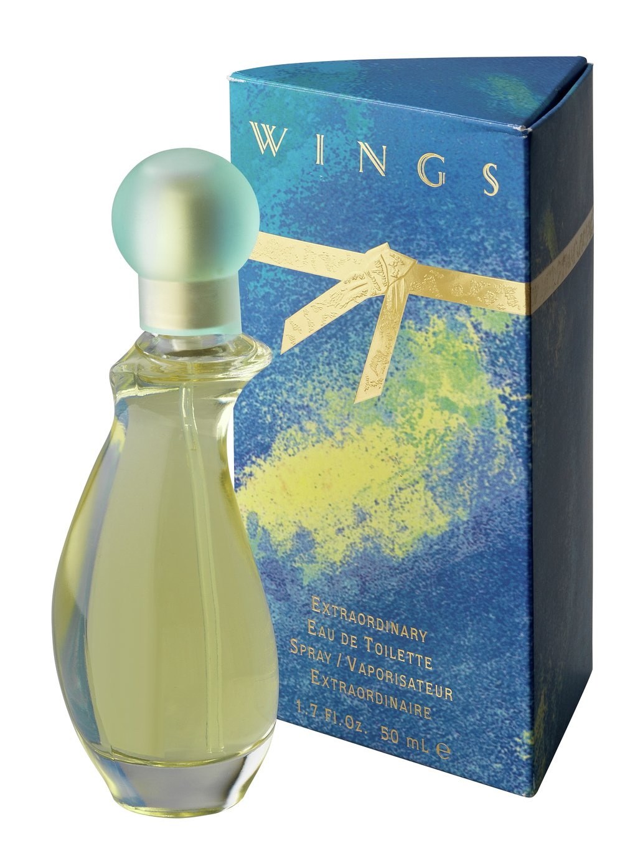 Giorgio Beverly Hills Wings for Women Eau de Toilette - 50ml