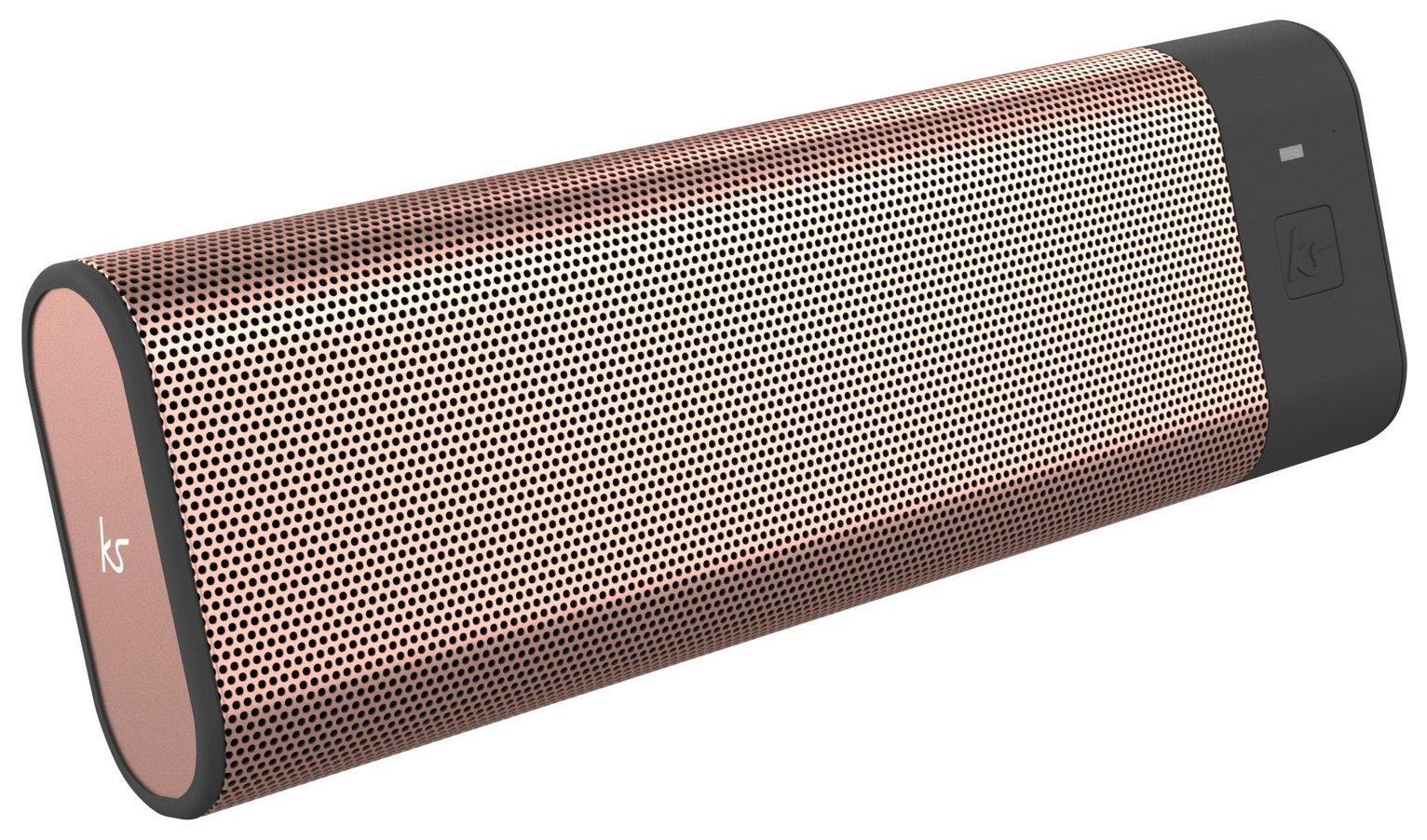 KitSound Boombar Portable Wireless Speaker - Rose Gold