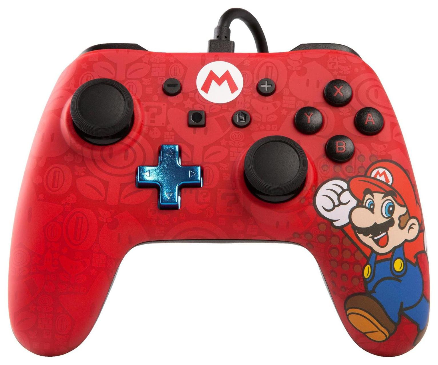 Wired Controller for Nintendo Switch - Mario