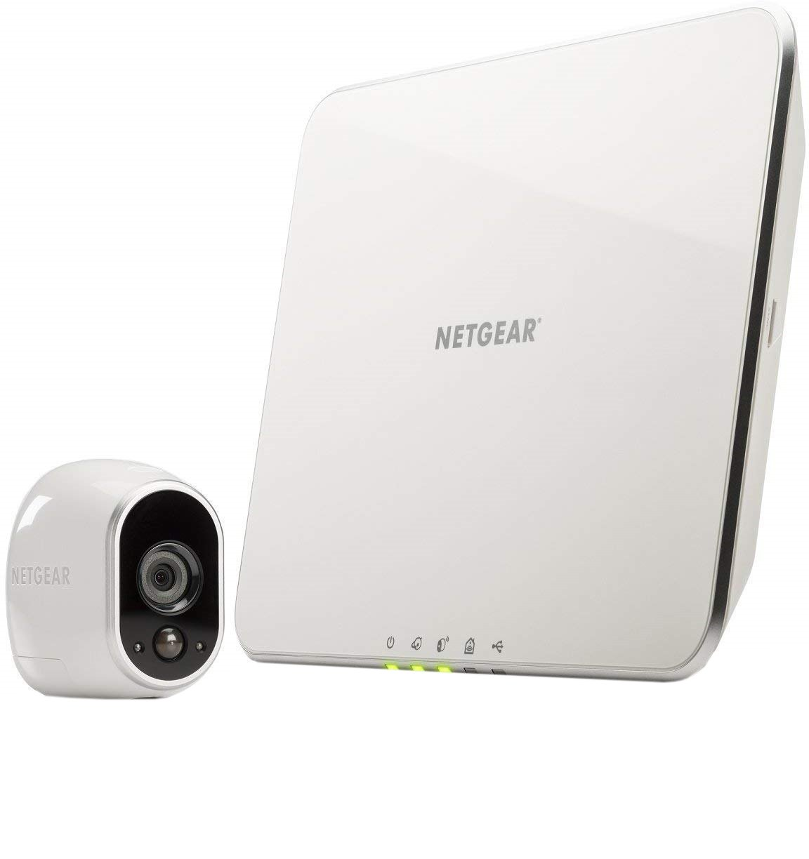 Arlo VMS3130 Wireless Home Security Camera System - 1 Camera