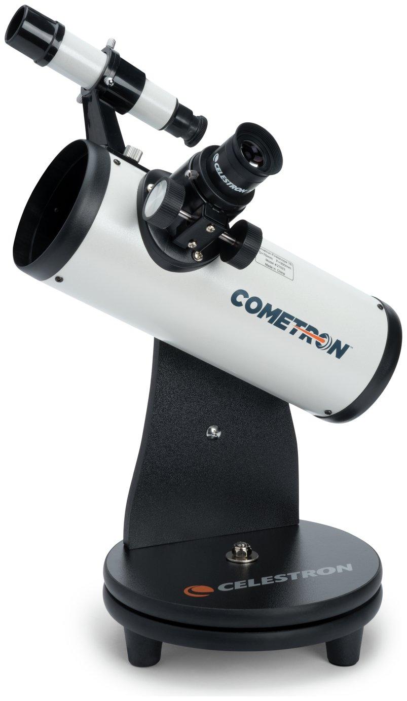 Celestron 21023-CGL Cometron Firstscope Telescope