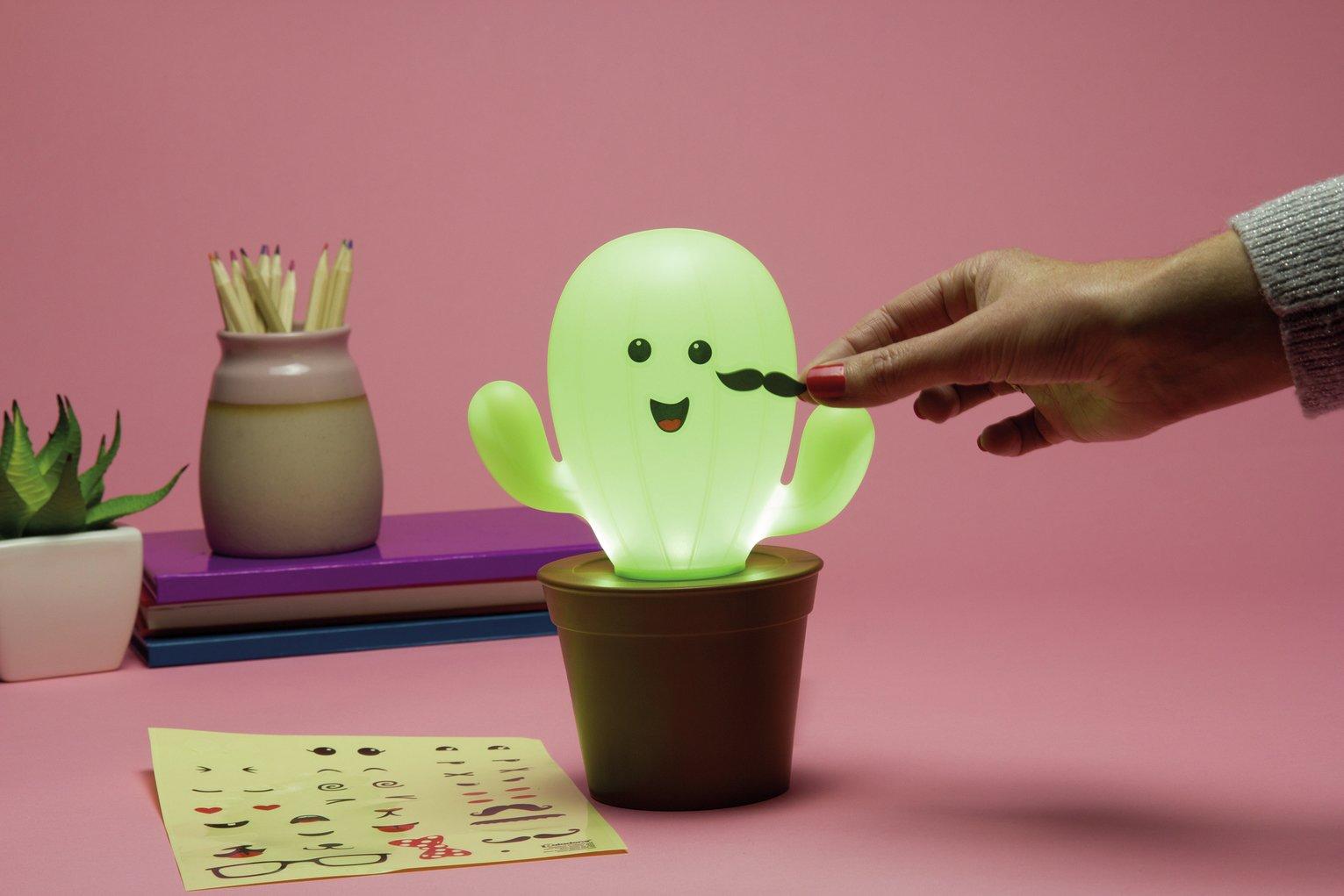 My Kawaii Cactus Lamp