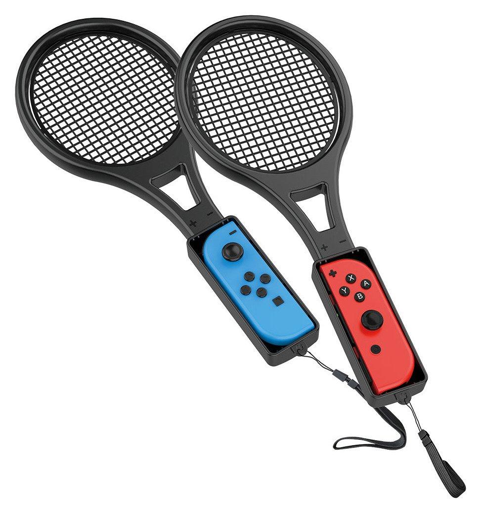 Venom Tennis Racket Twin Pack - Nintendo Switch
