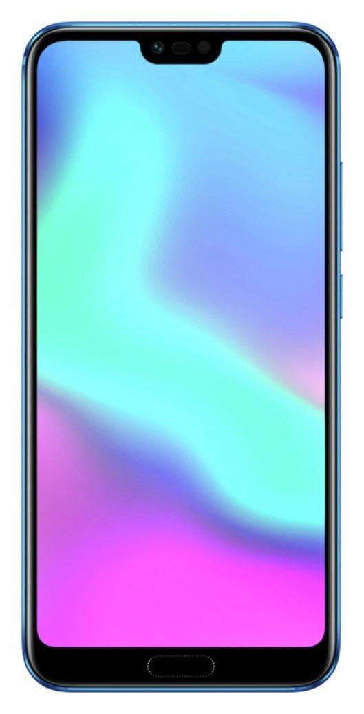 SIM Free HONOR 10 128GB Mobile Phone - Blue