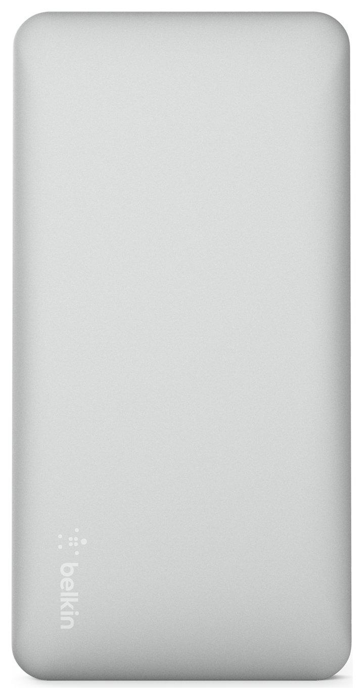 Belkin 10000mAh Portable Power Bank - Silver
