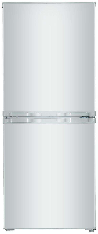 Simple Value M48145FF Fridge Freezer - White
