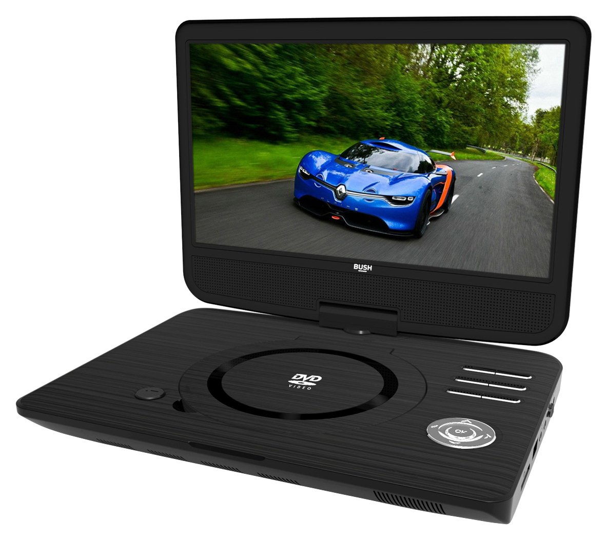 Bush 10 Inch Portable In - Car DVD Player - Black