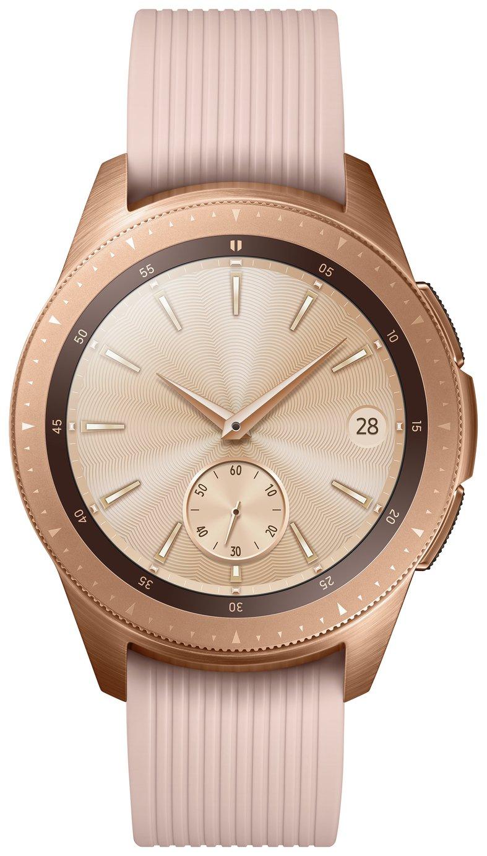 Samsung Galaxy 42mm Smart Watch - Rose Gold