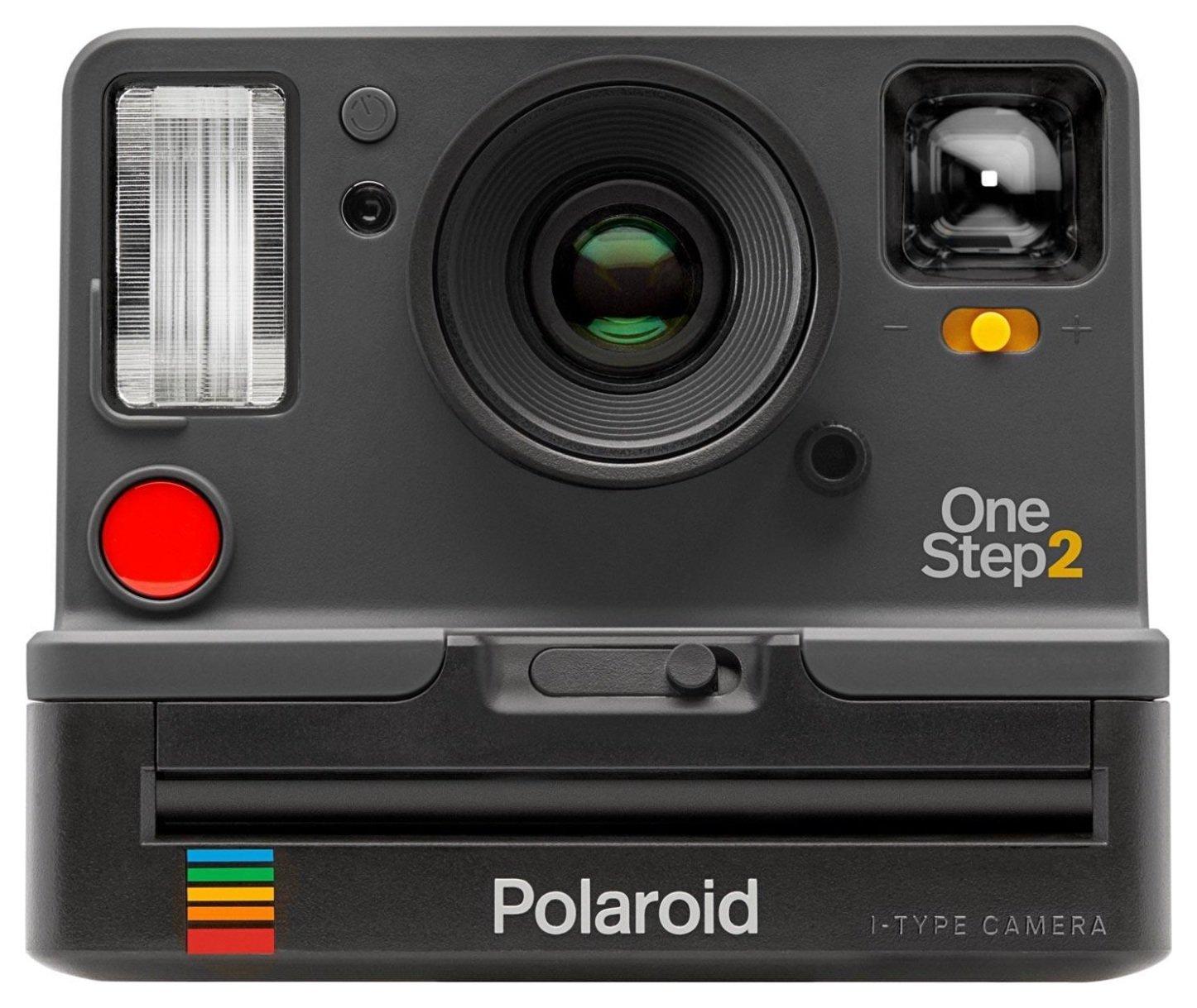 Polaroid OneStep 2 Instant Camera - Grey