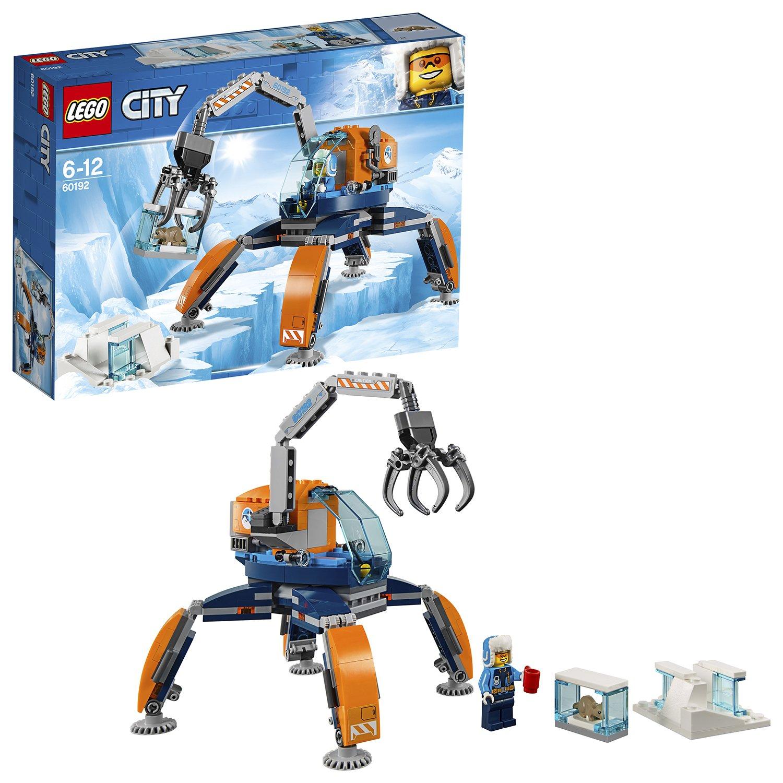 LEGO City Arctic Expedition Ice Crawler Winter Toy - 60192