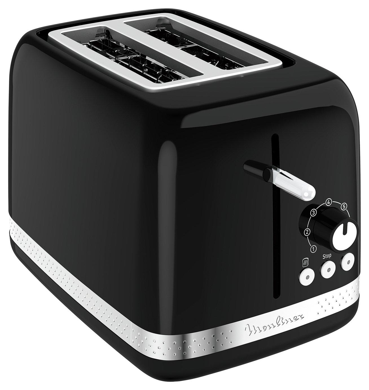 Moulinex LT300B41 2 Slice Toaster - Black