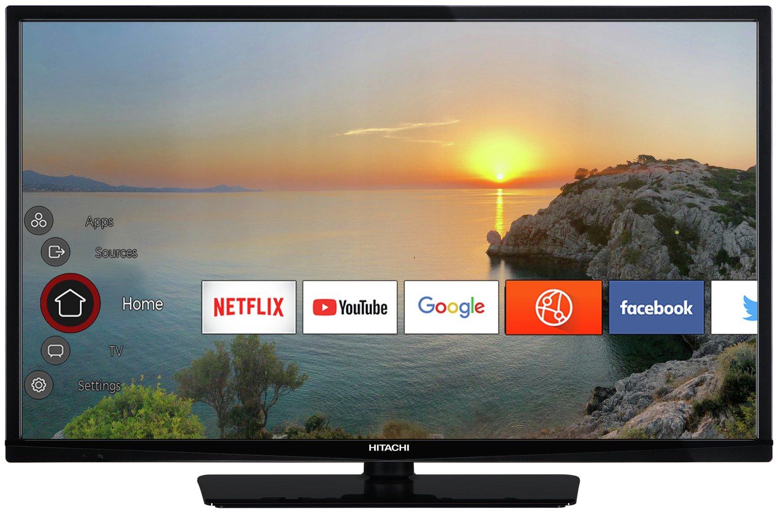 Hitachi 32 Inch 32HB26T61U Smart HD Ready  LED TV