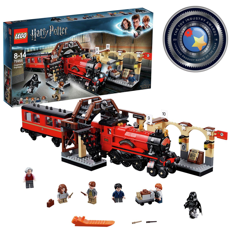 LEGO Harry Potter Hogwarts Express Train Toy - 75955