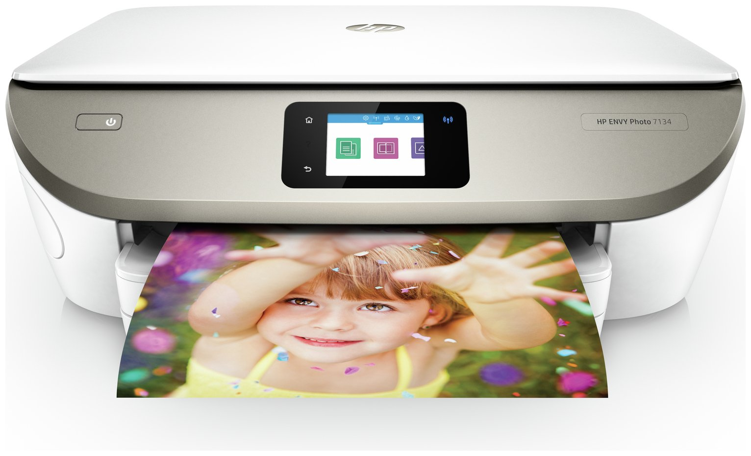 HP Envy 7134 All-in-One Inkjet Photo Printer