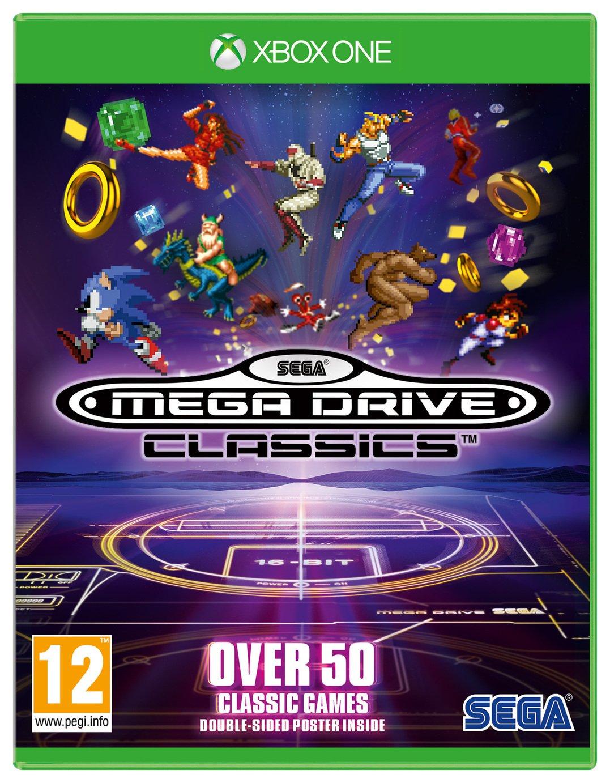 SEGA Mega Drive Classics Xbox One Game