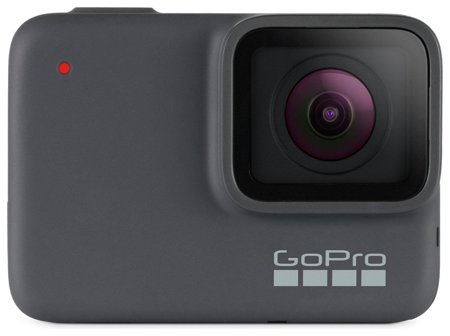 GoPro HERO7 Silver CHDHC-601-RW Action Camera