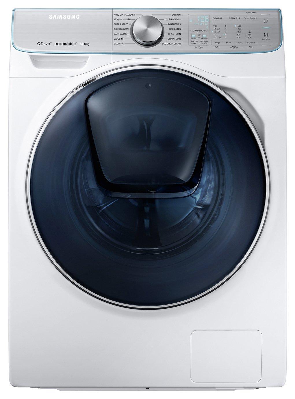 Samsung WW10M86DQOA 10KG 1600 Spin Washing Machine - White