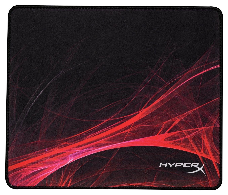 HyperX Fury S - Speed Edition Pro Gaming Mouse Pad - Medium