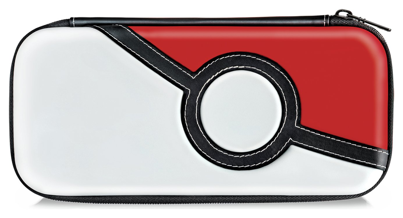 PDP Slim Nintendo Switch Case - Pokeball