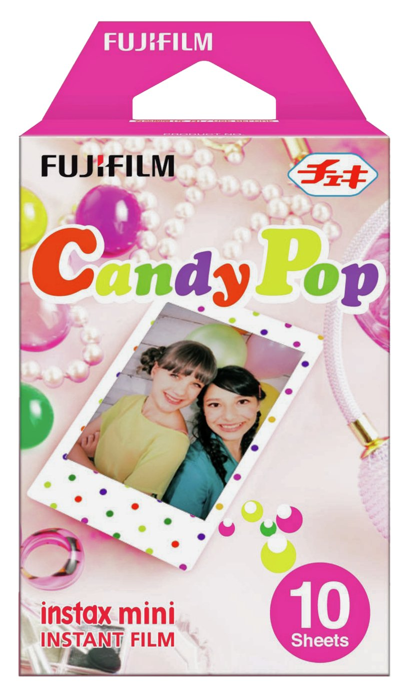 instax Candy Pop mini film 10 shot pack