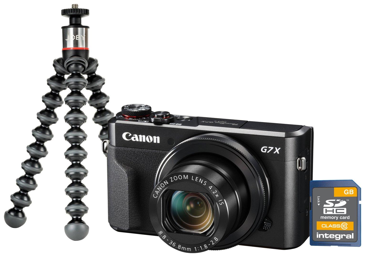 Canon G7X MKII Vlogger Kit