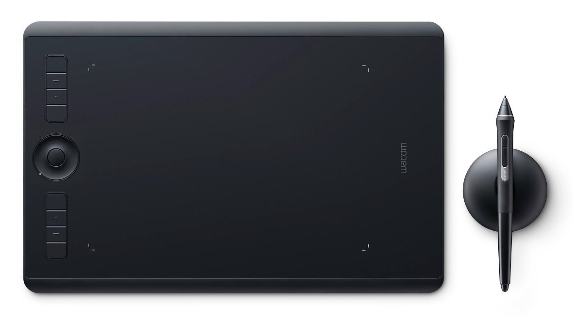 Wacom Intuos Pro Medium Graphics Tablet