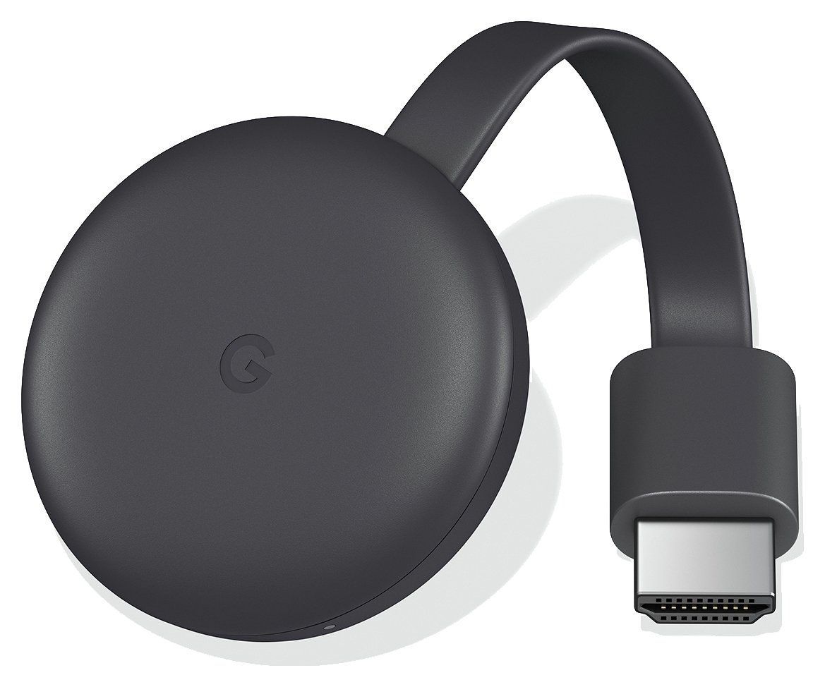 Google Chromecast - Charcoal