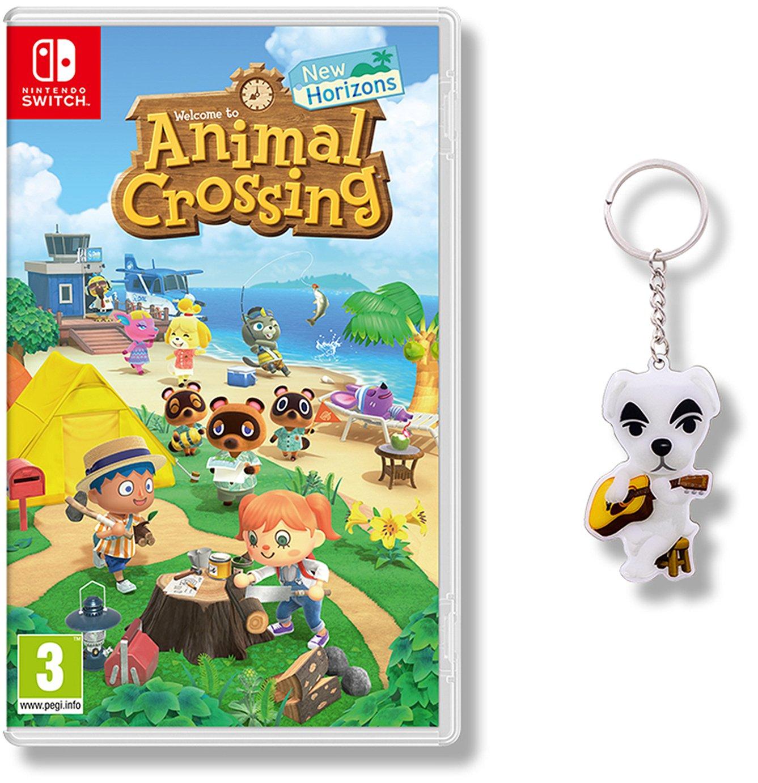 Animal Crossing: New Horizons Nintendo Switch Pre-Order Game