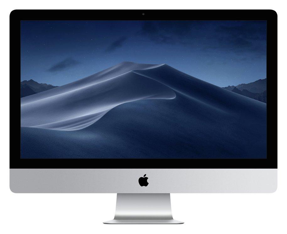 Apple iMac 2019 27in 5K i5 8GB 1TB Fusion AMD 575X Desktop