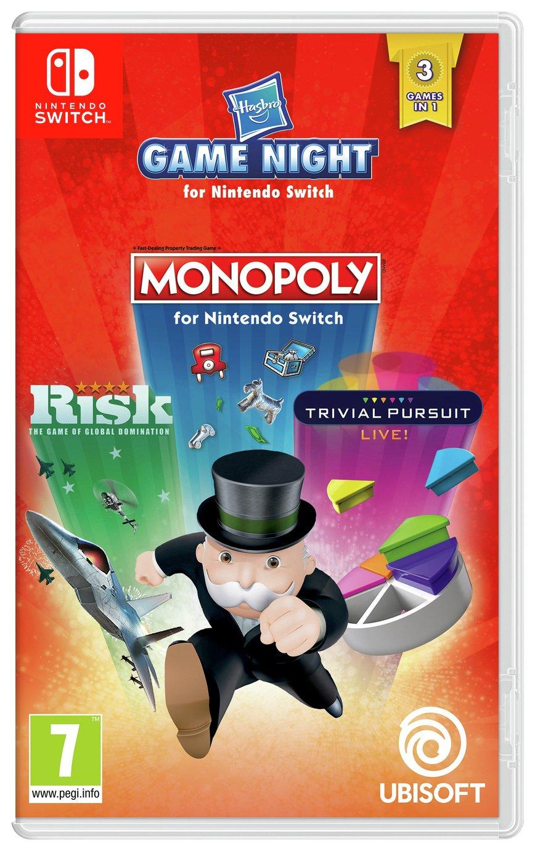 Hasbro Game Night Nintendo Switch Game
