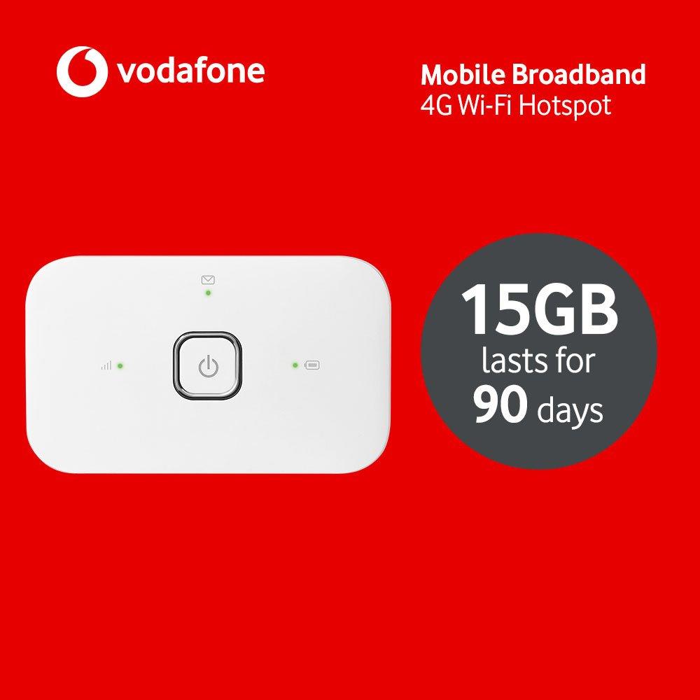 Vodafone R218 15GB Wi-Fi Hotspot