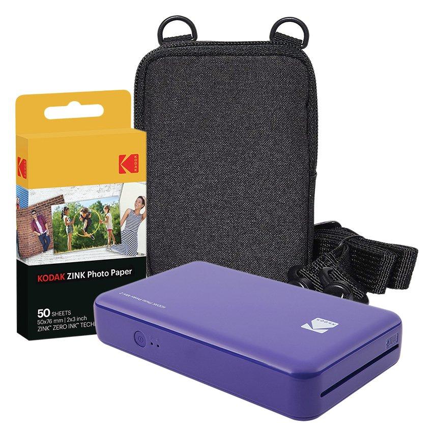 Kodak Mini 2 Instant Printer Pack - Purple