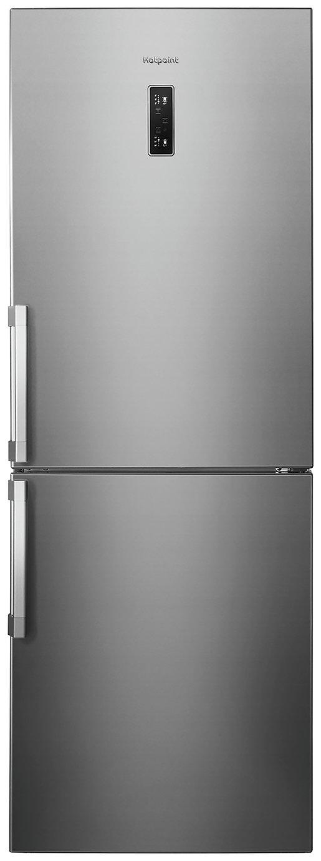 Hotpoint NFFUD191X.1 Fridge Freezer - Silver