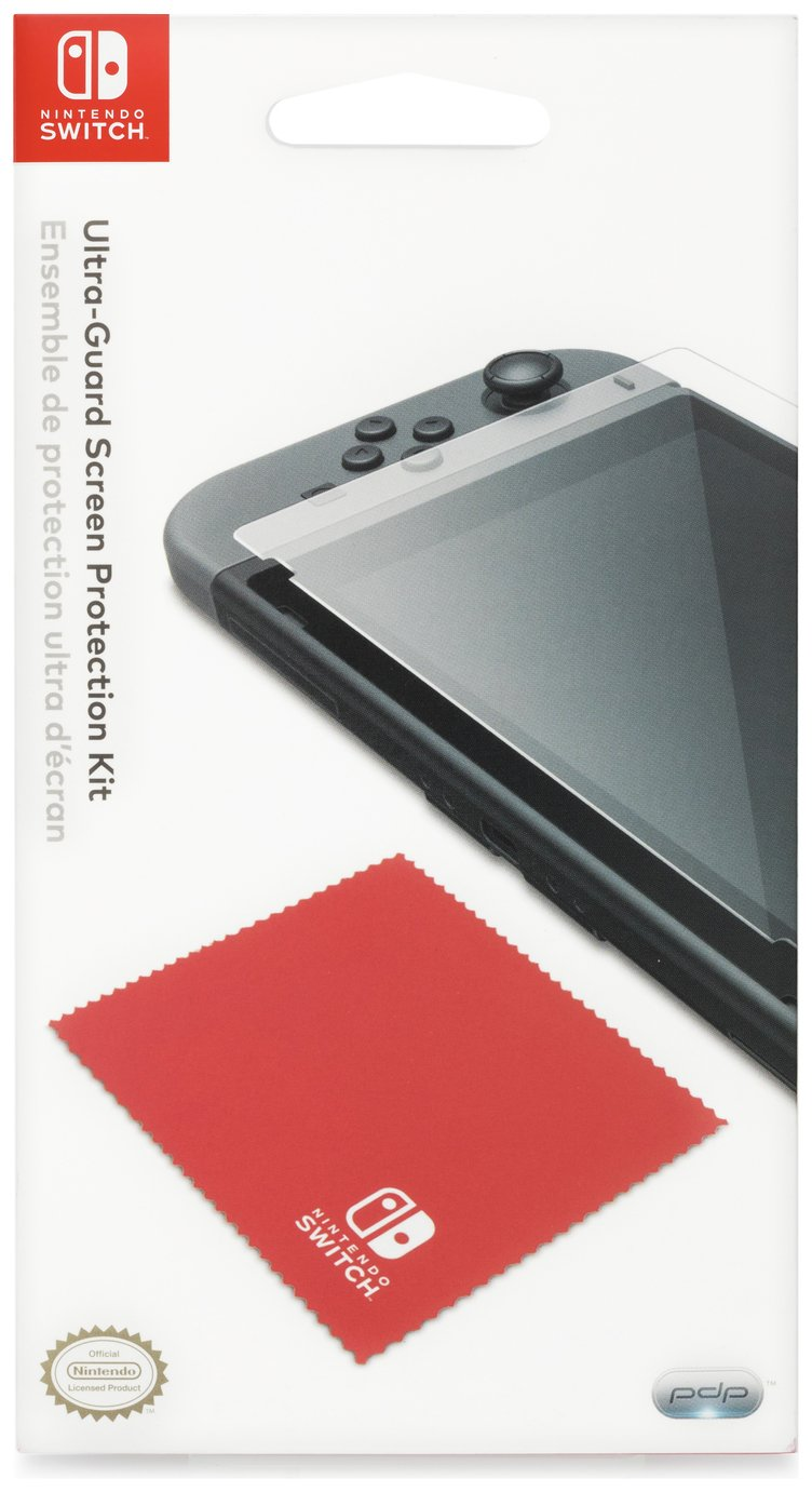 Ultra Guard Nintendo Switch Screen Protection Kit