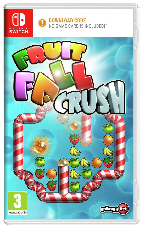 Fruit Fall Crush Nintendo Switch Game