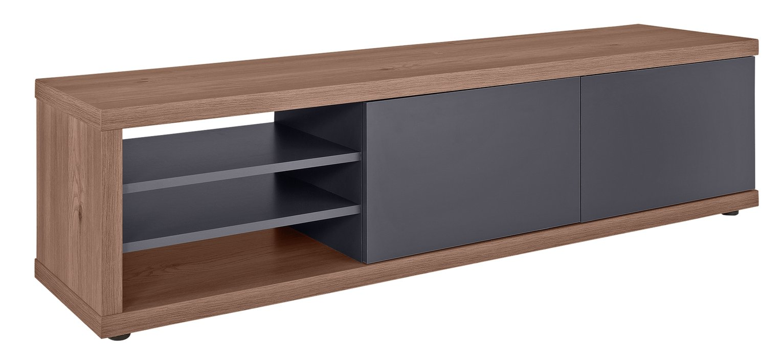 Argos Home Arlon TV Unit - Two Tone