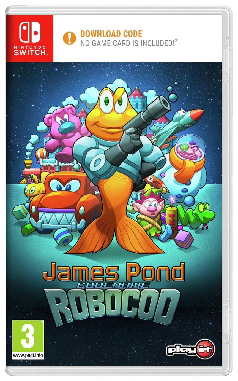 James Pond: Codename Robocod Nintendo Switch Game