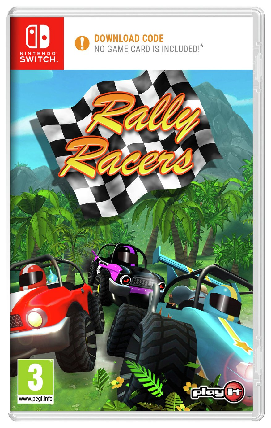 Rally Racers Nintendo Switch Game