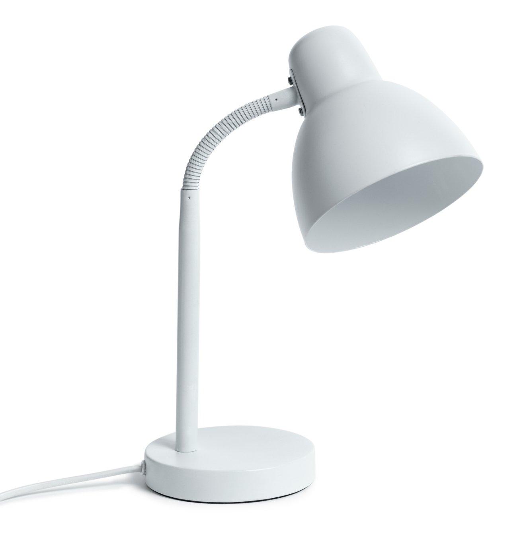 Argos Home Desk Lamp - White