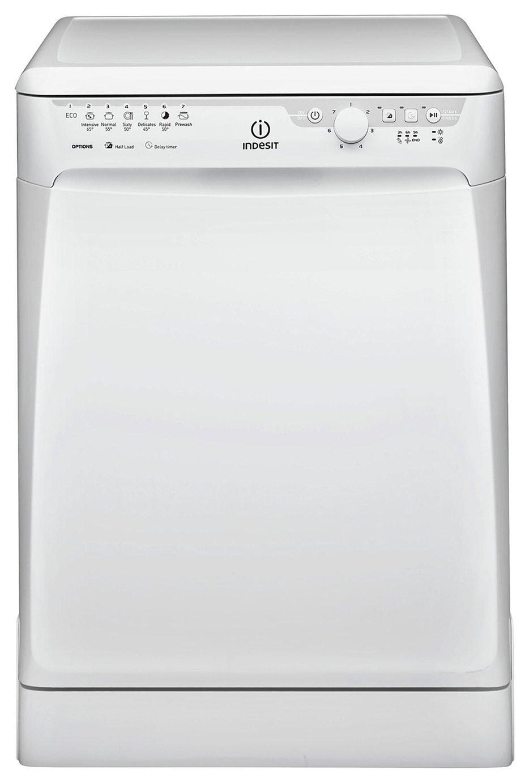 Indesit DFP27B1UK Full Size Dishwasher - White