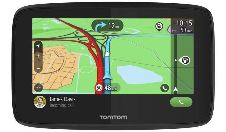 TomTom GO Essential 5 Inch Lifetime EU Maps &Traffic Sat Nav