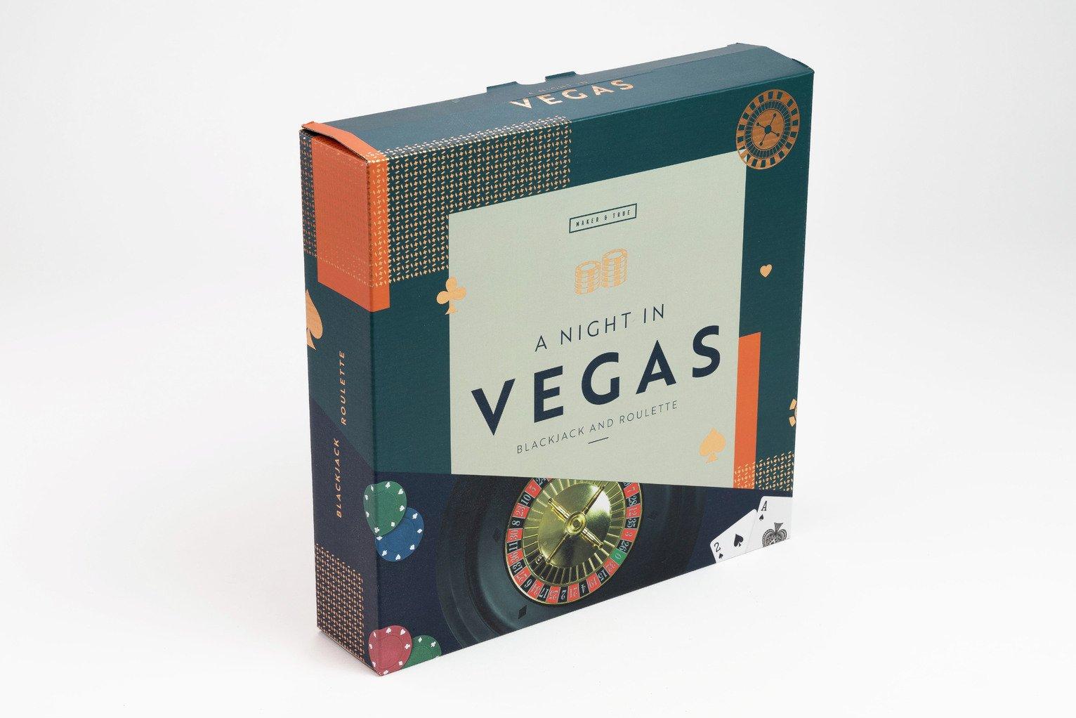 Professor Puzzle A Night in Vegas