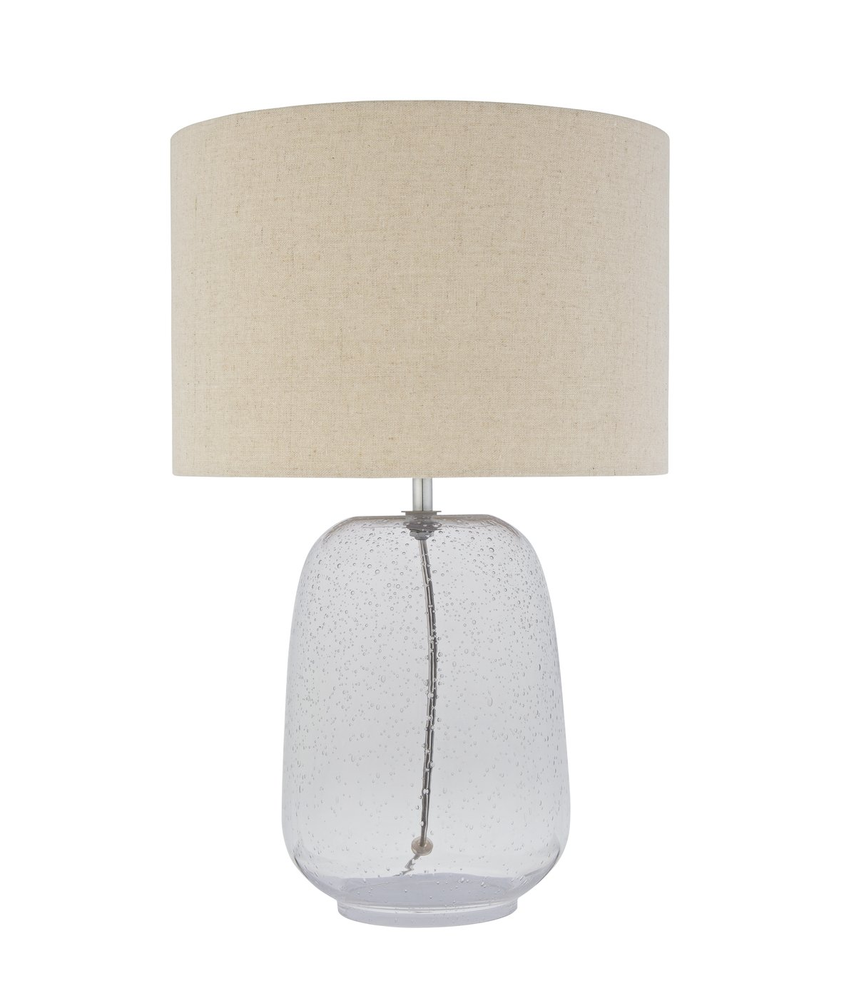 Argos Home Highland Lodge Recycled Table Lamp - White