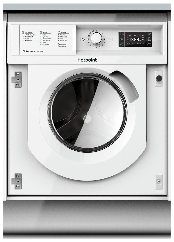 Hotpoint BIWDHG7148UK 7KG 1400 Spin Washing Machine - White